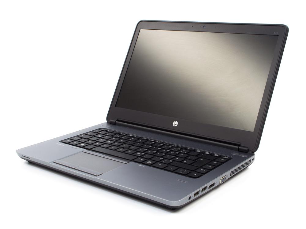 """HP ProBook 645 G1 - A6-4400M   4GB DDR3   320GB HDD 2,5""""   DVD-RW   14""""   1600 x 900   Webcam, HD   HD 7520G   Win 10 Pro   A"""