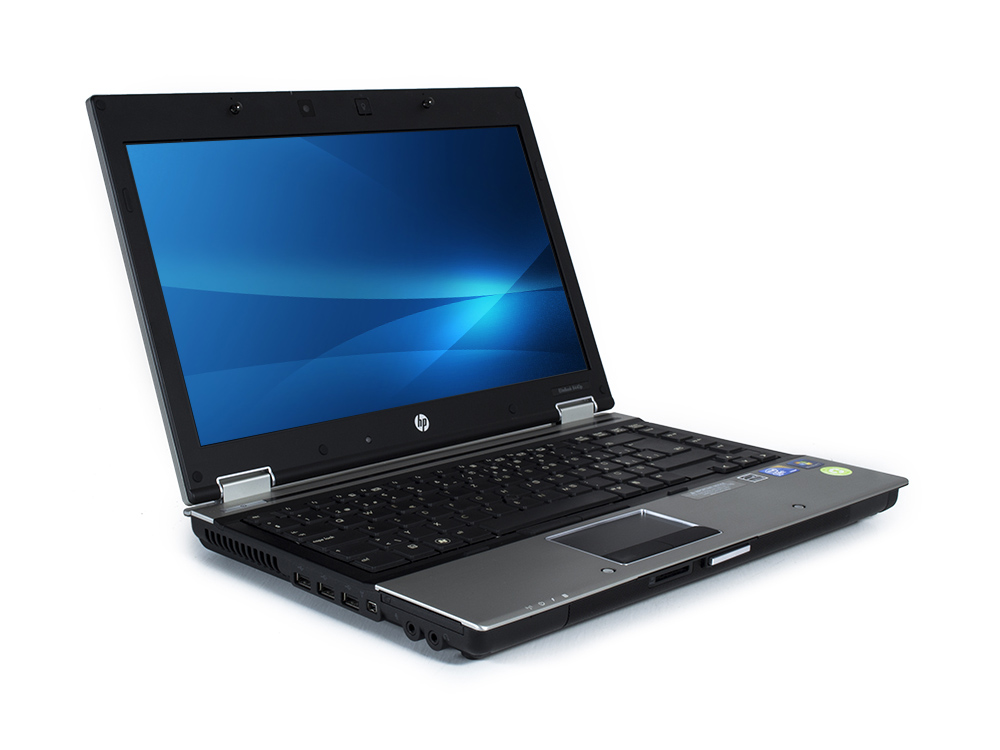 "HP EliteBook 8440p - i5-520M | 4GB DDR3 | 250GB HDD 2,5"" | DVD-RW | 14,1"" | 1366 x 768 | Webcam | Intel HD | Win 7 Pro COA | A-"