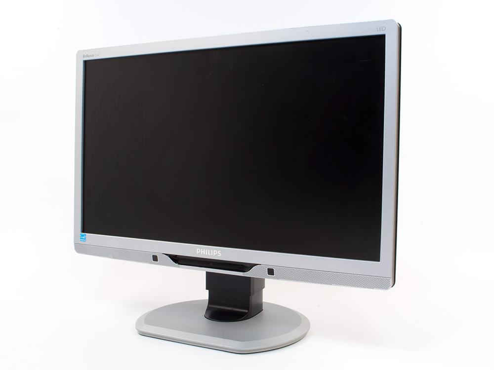 "PHILIPS Brilliance 221P - 21,5"" | 1920 x 1080 | LED | DVI | VGA | DP | USB 2.0 | Speakers | A"