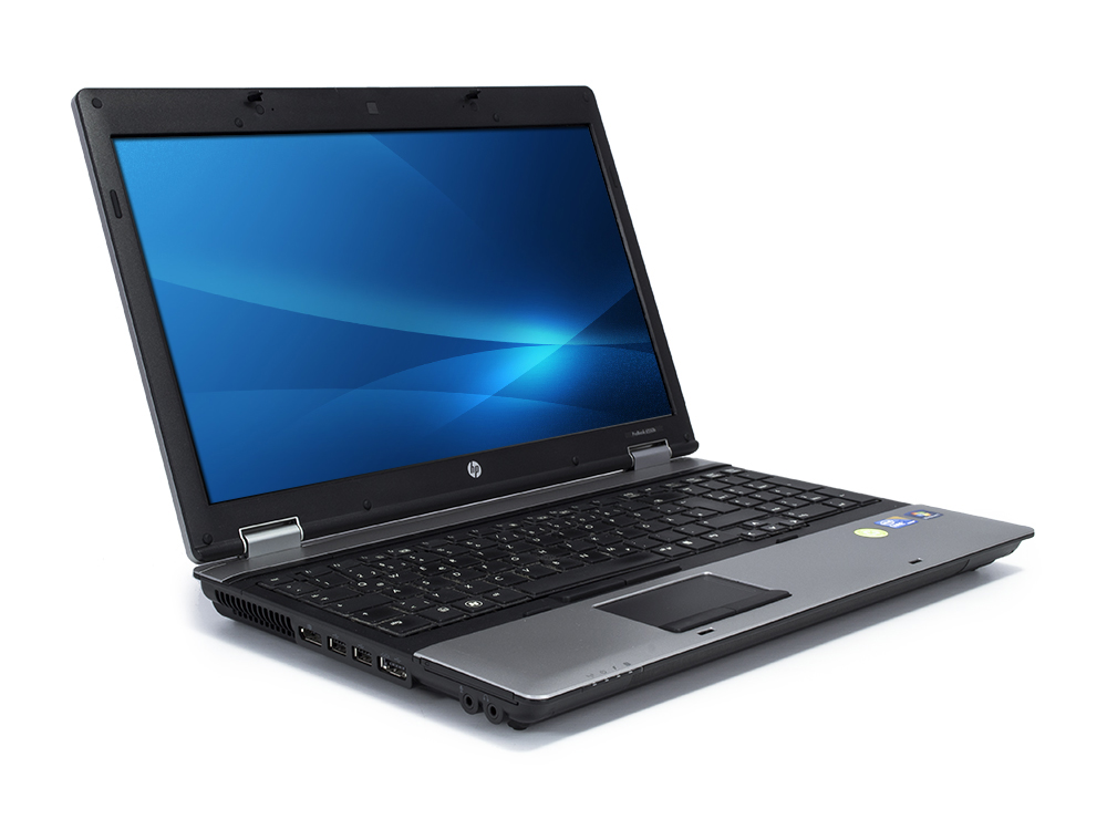 HP ProBook 6555b - Phenom II N830 | 4GB DDR3 | 320GB HDD 2,5"