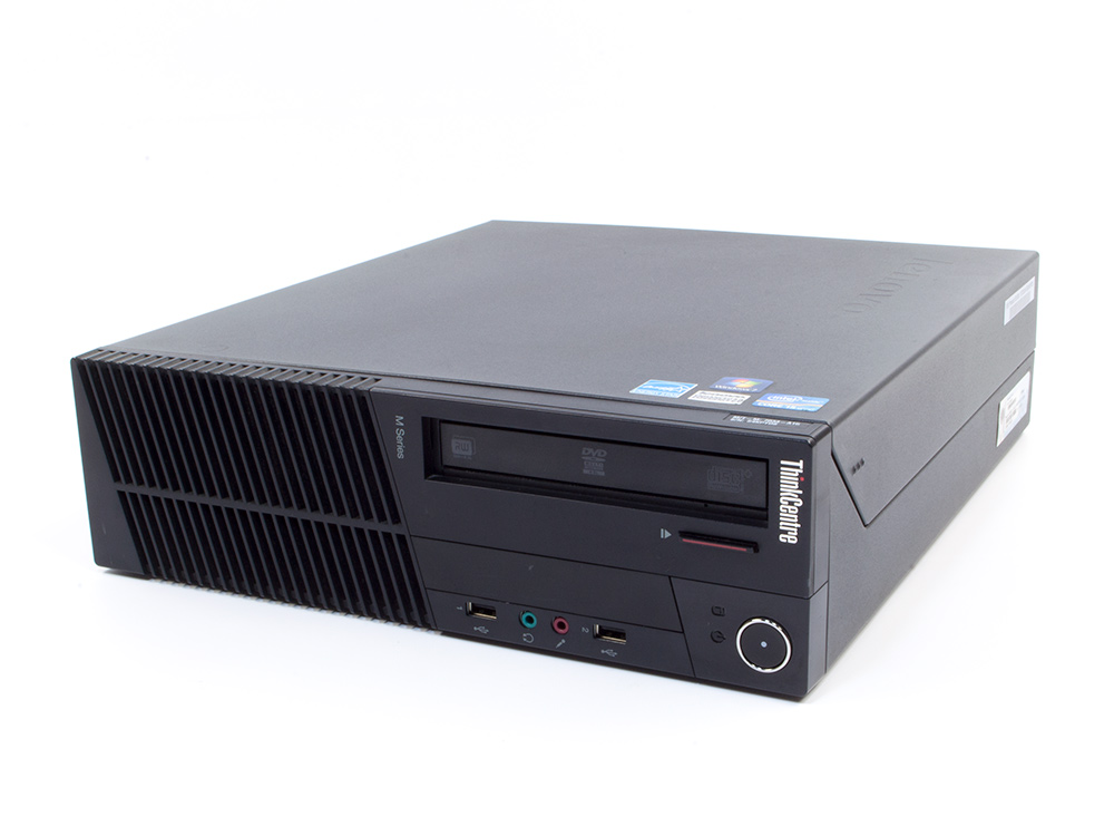 LENOVO ThinkCentre M81 SFF - SFF | i3-2120 | 4GB DDR3 | 250GB HDD 3,5"