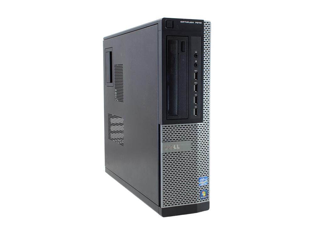 "DELL OptiPlex 7010 DT - DESKTOP | i3-2120 | 4GB DDR3 | 500GB HDD 3,5"" | DVD-RW | HD 4000 | Win 7 Pro COA | A-"