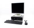 PC zostava FUJITSU Esprimo E910 SFF + NEC Multi Sync 1970NX 19