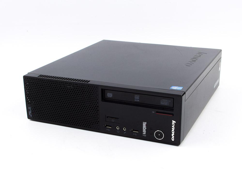 "LENOVO ThinkCentre Edge 72 SFF - SFF | i3-3240 | 4GB DDR3 | 500GB HDD 3,5"" | DVD-RW | HD 2500 | Win 10 Pro | Silver"