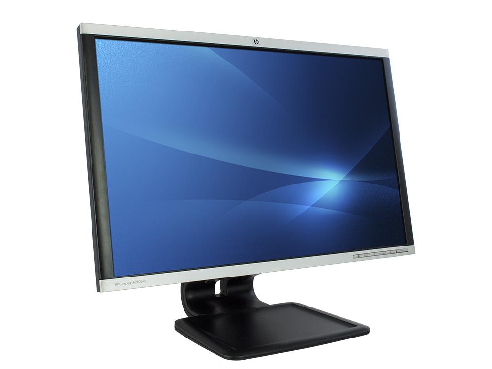 "HP LA2405x - 24"" | 1920 x 1200 | LED | DVI | VGA | DP | USB 2.0 | B"