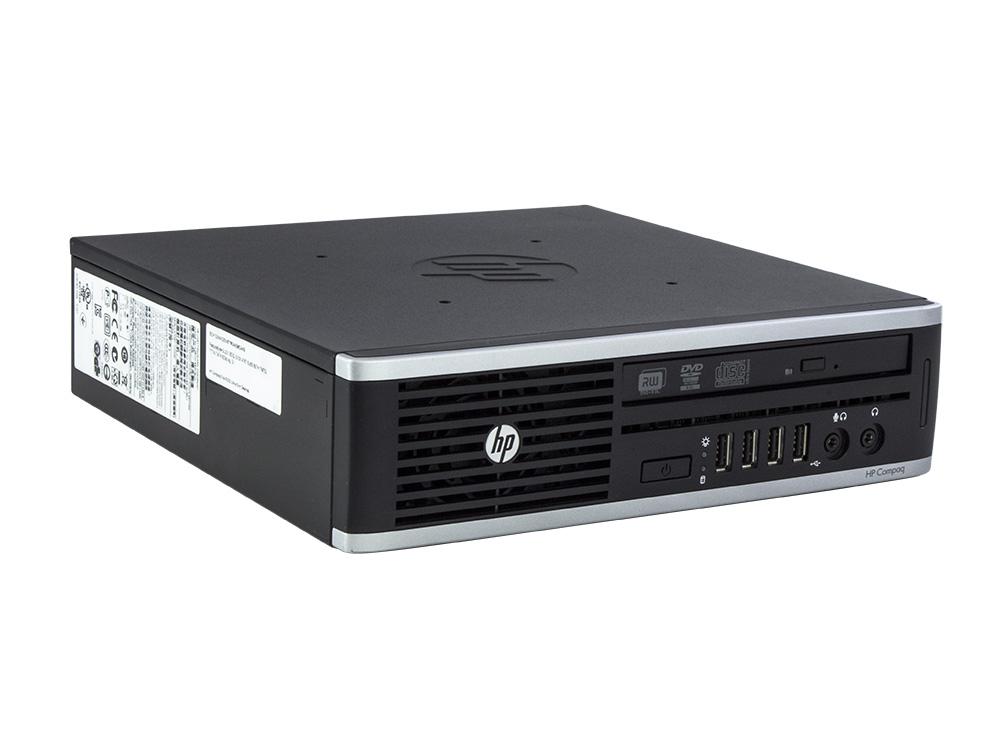 """HP Compaq 8300 Elite USDT - USDT   i5-3470S   4GB DDR3   500GB HDD 2,5""""   DVD-RW   HD 2500   Win 7 Pro COA   A"""