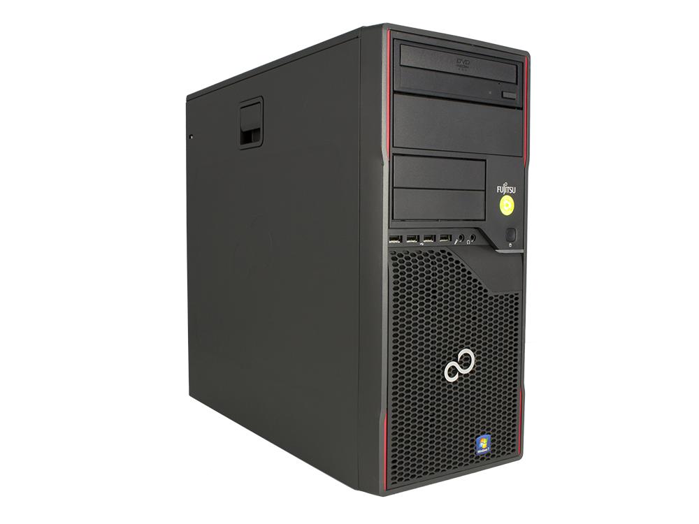 "FUJITSU Esprimo P900 MT - MT | i7-2600 | 4GB DDR3 | 320GB HDD 3,5"" | DVD-RW | HD 2000 | Win 7 Pro COA | A-"