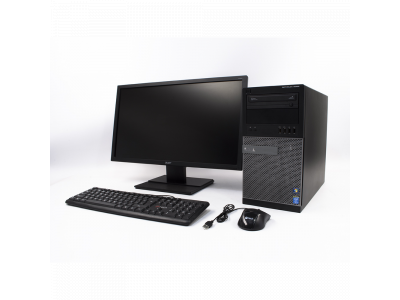 PC zostava DELL Optiplex 9020 MT + Acer V246HL