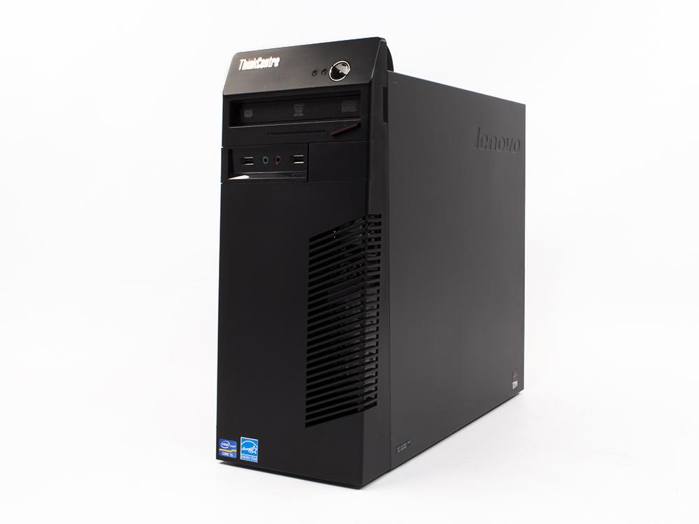 "LENOVO ThinkCentre M81 Tower - TOWER | i3-2120 | 4GB DDR3 | 250GB HDD 3,5"" | DVD-RW | Intel HD | Win 7 Pro COA | A-"