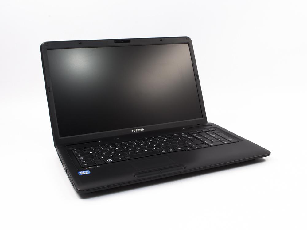 "TOSHIBA Satellite Pro L770-13G - i3-2310M | 4GB DDR3 | 320GB HDD 2,5"" | DVD-RW | 17,3"" | 1600 x 900 | NumPad | Webcam | HD 3000 | Win 7 Home COA | HDMI | Silver"