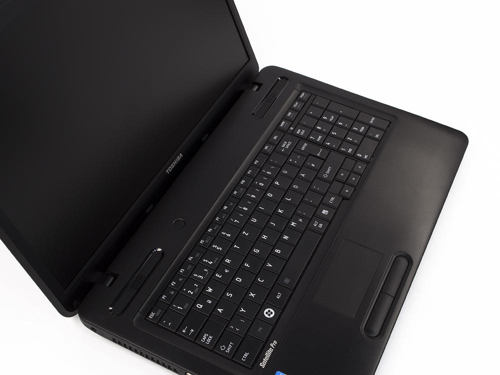 "TOSHIBA Satellite Pro L770-13G - i3-2310M | 4GB DDR3 | 320GB HDD 2,5"" | DVD-RW | 17,3"" | 1600 x 900 | NumPad | Webcam | HD 3000 | Win 7 Home COA | HDMI | A"