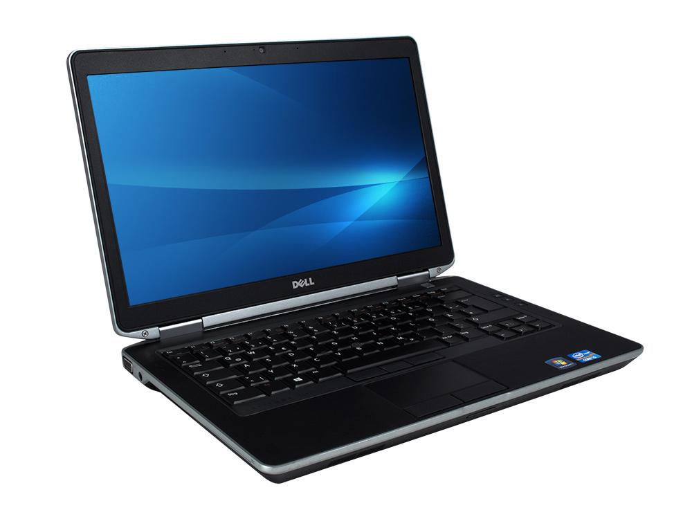 """DELL Latitude E6430 - i7-3720QM   4GB DDR3   320GB HDD 2,5""""   DVD-RW   14""""   1366 x 768   Webcam, HD   NVS 5200M 1GB   Win 7 Pro COA   A-"""