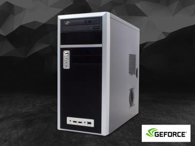 Počítač Furbify GAMER PC 1 Tower i3 + GT 1030 2GB