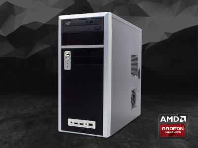 Počítač Furbify GAMER PC 1 Tower i5 + Radeon RX550 4GB
