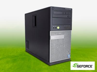 Számítógép DELL OptiPlex 9020 MT + GTX 1650 4GB