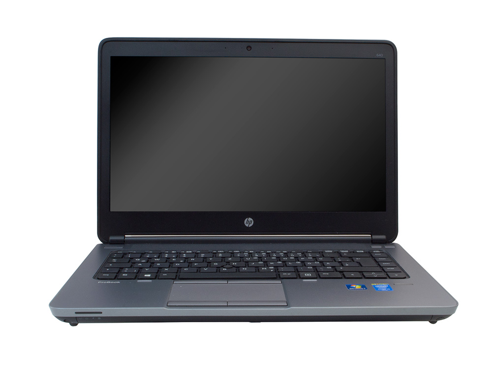 HP ProBook 640 G1 - i3-4000M | 4GB DDR3 | 320GB HDD 2,5"