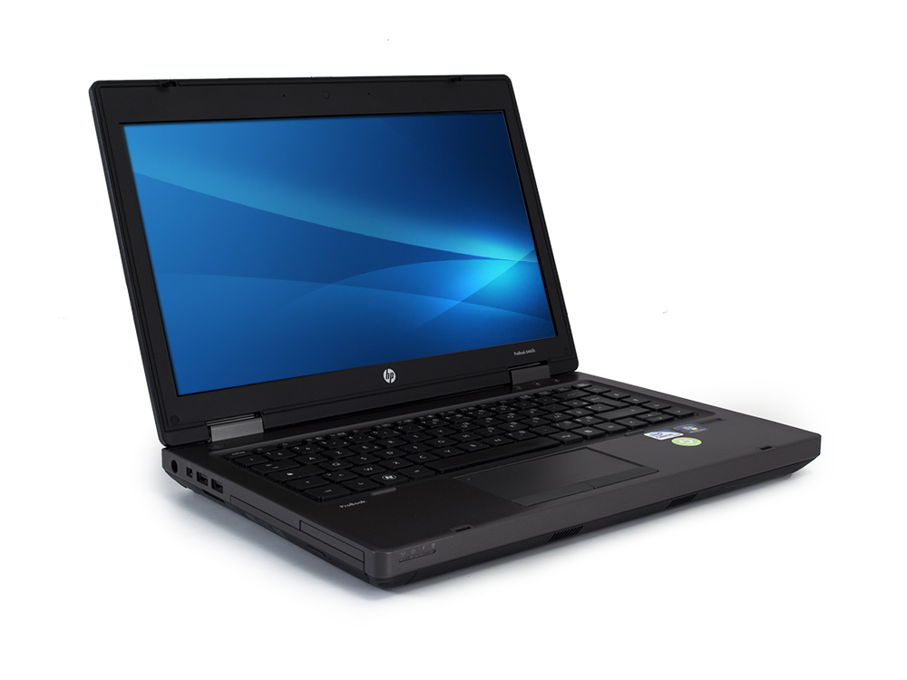 "HP ProBook 6460b - Celeron B840   4GB DDR3   320GB HDD 2,5""   DVD-RW   14""   1366 x 768   Intel HD   Win 7 Pro COA   Silver"