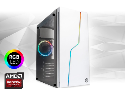 Počítač Furbify GAMER PC 3 Tower i5 + Radeon RX480 8GB