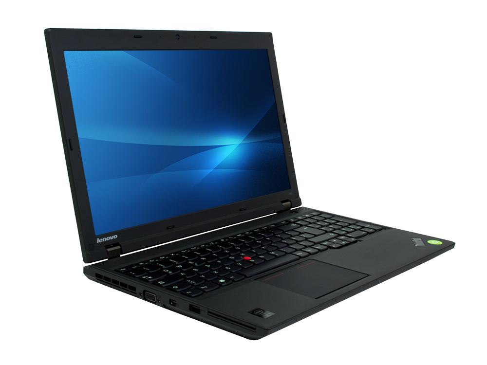 "LENOVO ThinkPad L540 - i7-4600M | 4GB DDR3 | 500GB HDD 2,5"" | DVD-RW | 15,6"" | 1366 x 768 | NumPad | Webcam | HD 4600 | Win 7 Pro COA | A-"