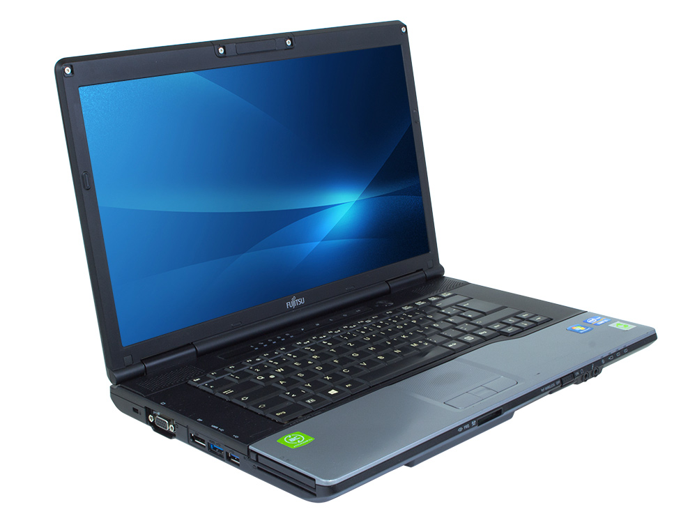 "FUJITSU LifeBook E752 - i5-3320M | 4GB DDR3 | 500GB HDD 2,5"" | DVD-RW | 15,6"" | 1600 x 900 | HD 4000 | Win 7 Pro COA | B"