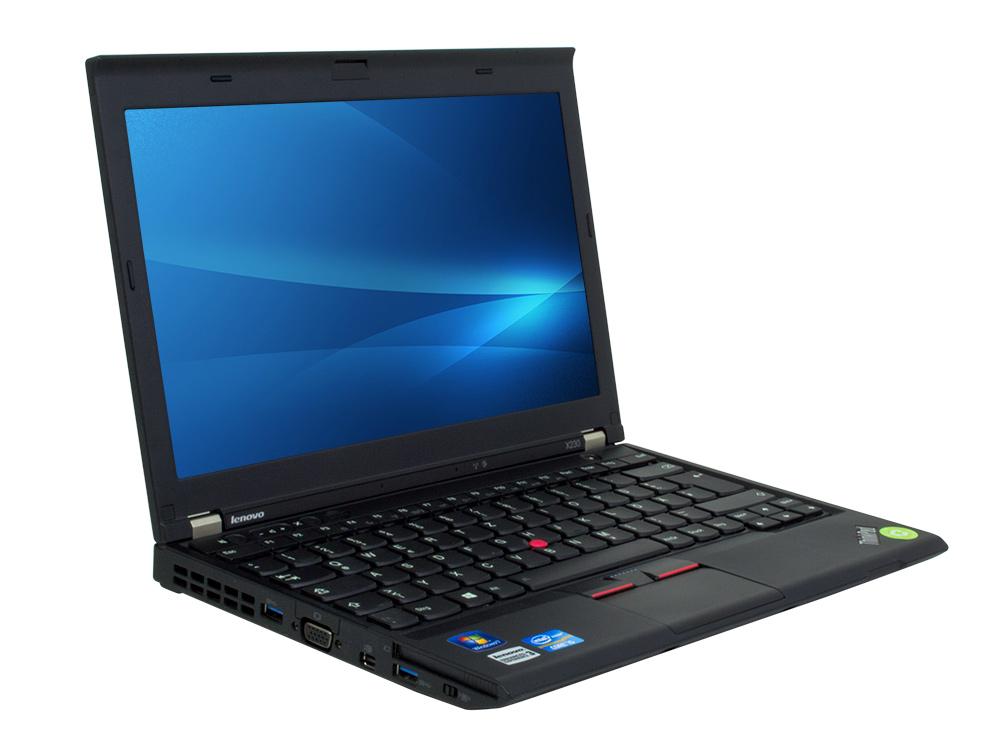 "LENOVO ThinkPad X230 - i5-3320M | 8GB DDR3 | 256GB SSD | NO ODD | 12,5"" | 1366 x 768 | Webcam | HD 4000 | Win 7 Pro COA | B"