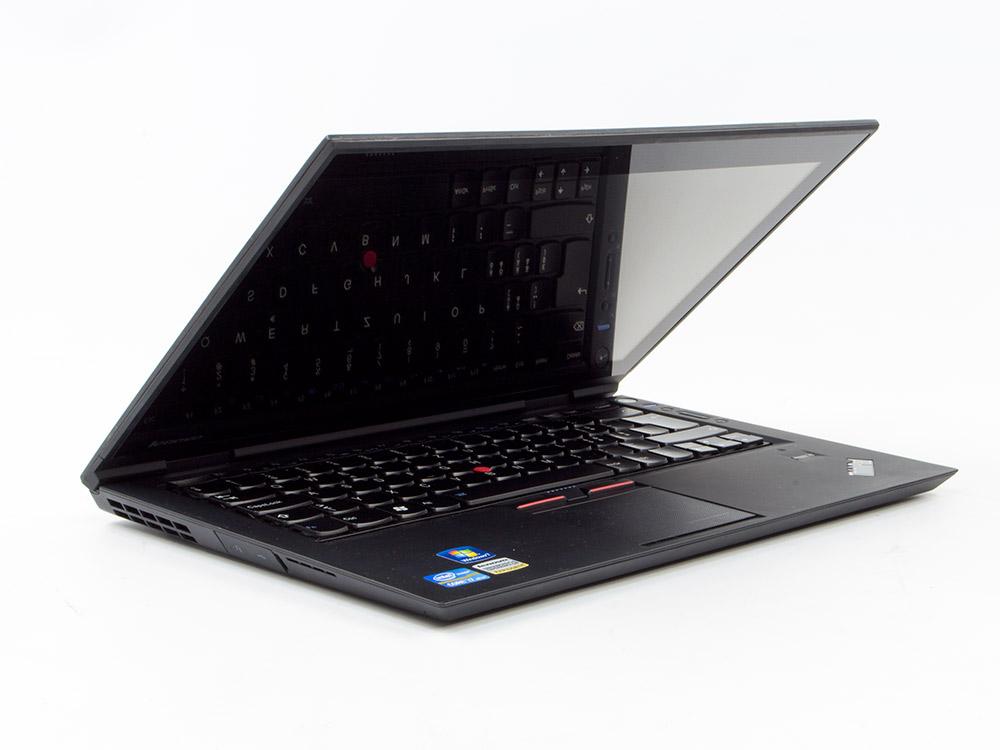 "LENOVO ThinkPad X1 - i7-2640M | 8GB DDR3 | 160GB SSD | NO ODD | 13,3"" | 1366 x 768 | Webcam | HD 3000 | Win 7 Pro COA | HDMI | B"