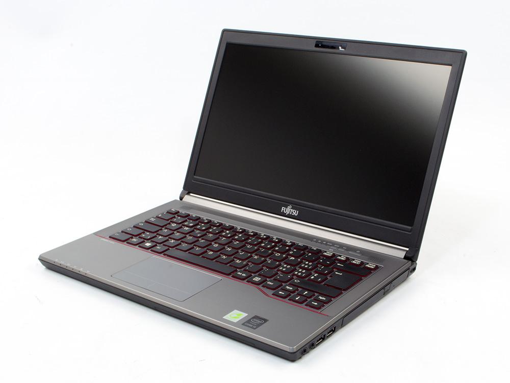"FUJITSU LifeBook E744 - i5-4300M | 8GB DDR3 | 500GB HDD 2,5"" | NO ODD | 14"" | 1600 x 900 | HD 4600 | Win 10 Pro | B"