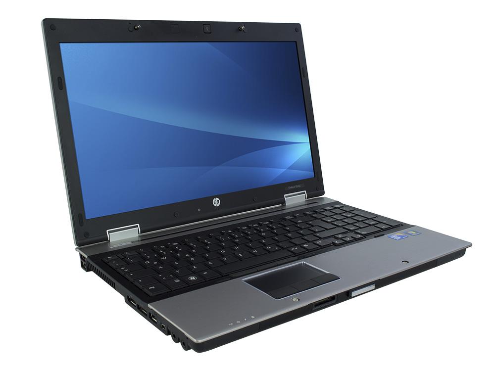 "HP EliteBook 8540p - i5-540M | 4GB DDR3 | 320GB HDD 2,5"" | DVD-RW | 15,6"" | 1366 x 768 | NumPad | Webcam | NVS 5100M | Win 7 Pro COA | A-"