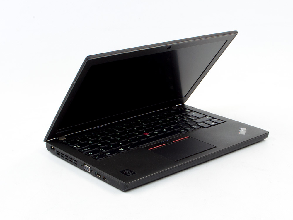 "LENOVO ThinkPad X250 - i5-5300U | 8GB DDR3 | 240GB SSD | NO ODD | 12,5"" | 1366 x 768 | Webcam | HD 5500 | Win 10 Pro | B"
