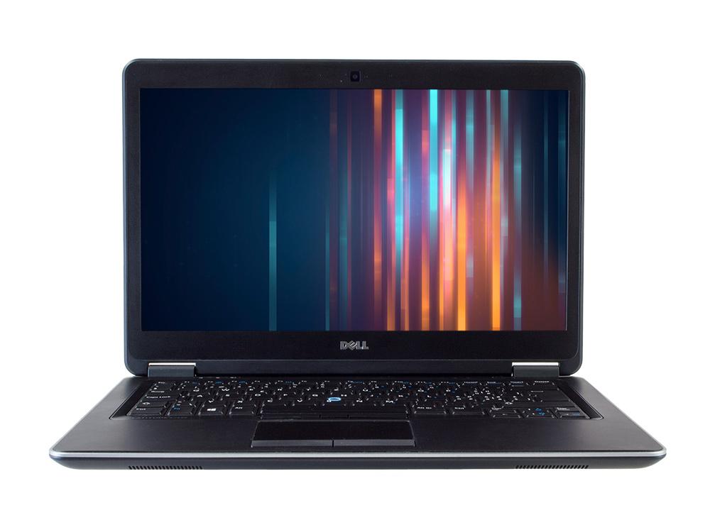 """Dell Latitude E7440 - i7-4600U   8GB DDR3   240GB SSD   NO ODD   14""""   1920 x 1080 (Full HD)   Webcam   HD 4400   Win 10 Pro   HDMI   Silver"""