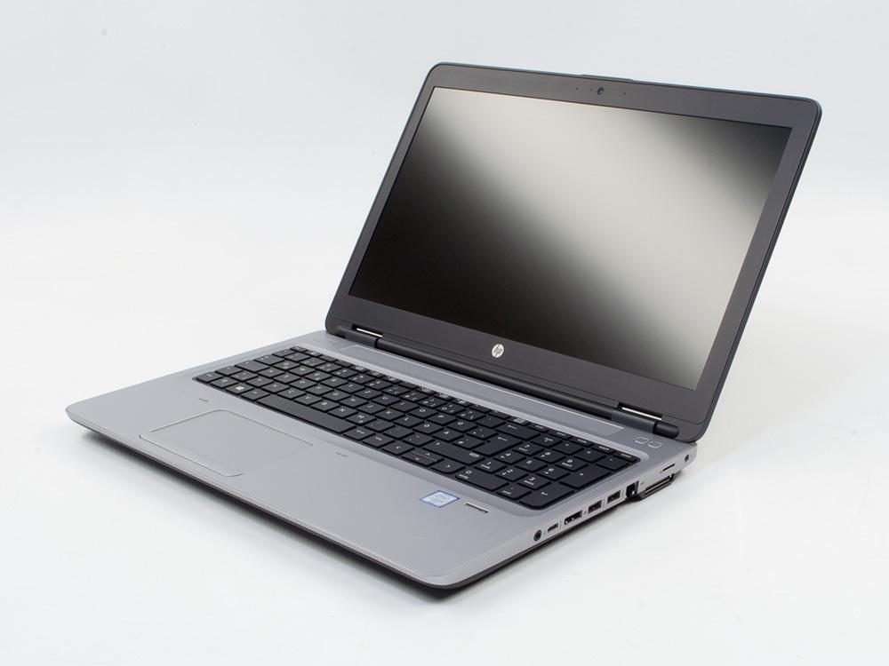 "HP ProBook 650 G2 - i5-6300U | 8GB DDR4 | 256GB SSD | DVD-RW | 15,6"" | 1920 x 1080 (Full HD) | NumPad | Webcam, HD | R7 M265 | Win 10 Pro | Silver"