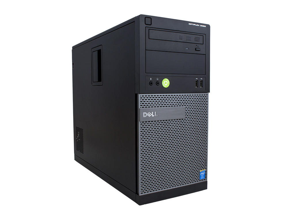 DELL OptiPlex 3020 MT - MT | i3-4130 | 4GB DDR3 | 500GB HDD 3,5"