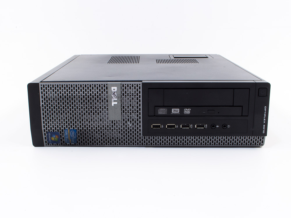 DELL OptiPlex 9010 DT - DESKTOP | i5-3470 | 8GB DDR3 | 120GB SSD | DVD-RW | HD 4000 | Win 7 Pro COA | Silver