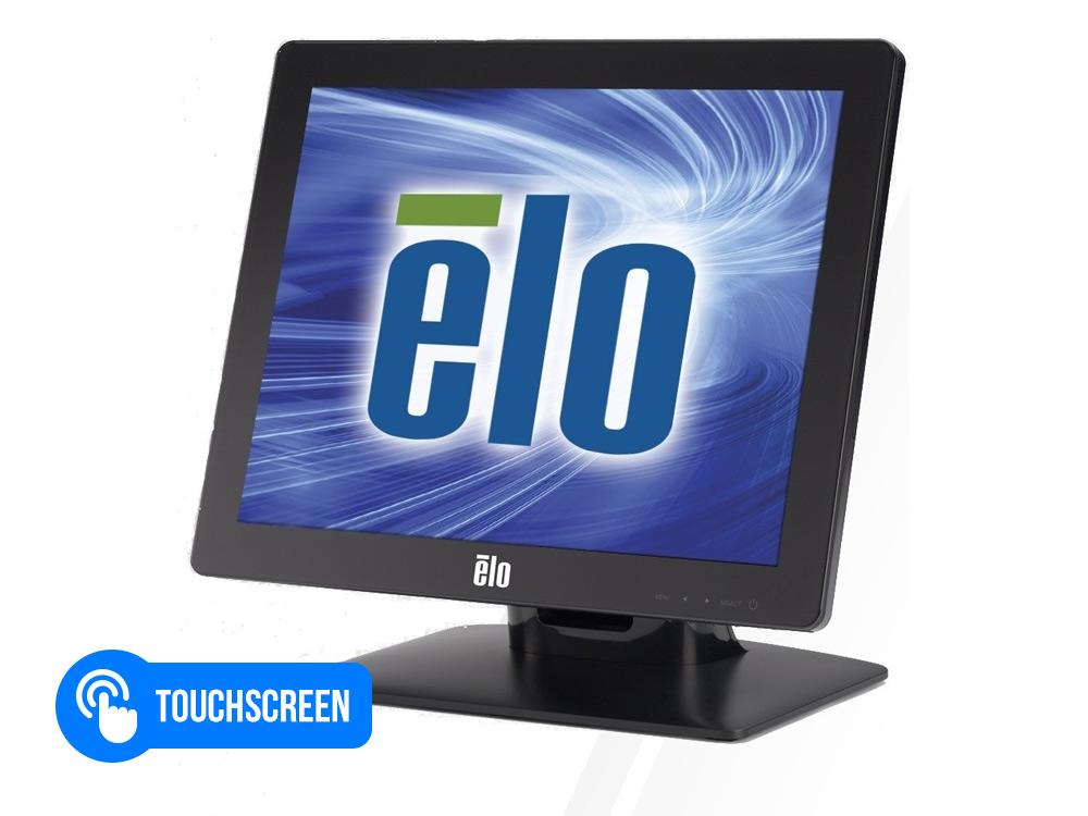"""ELO 1517L AccuTouch - 15""""   1024 x 768   VGA (d-sub)   Silver   Touchscreen"""