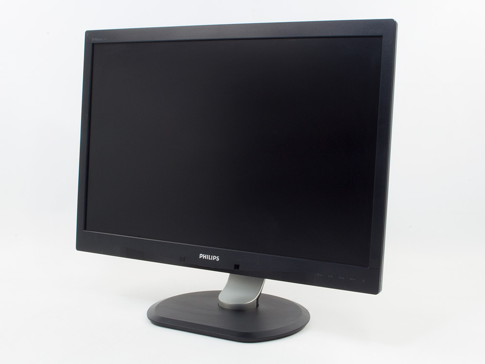 "PHILIPS 240P - 24"" | 1920 x 1200 | DVI | VGA (d-sub) | USB 2.0 | Speakers | Silver"