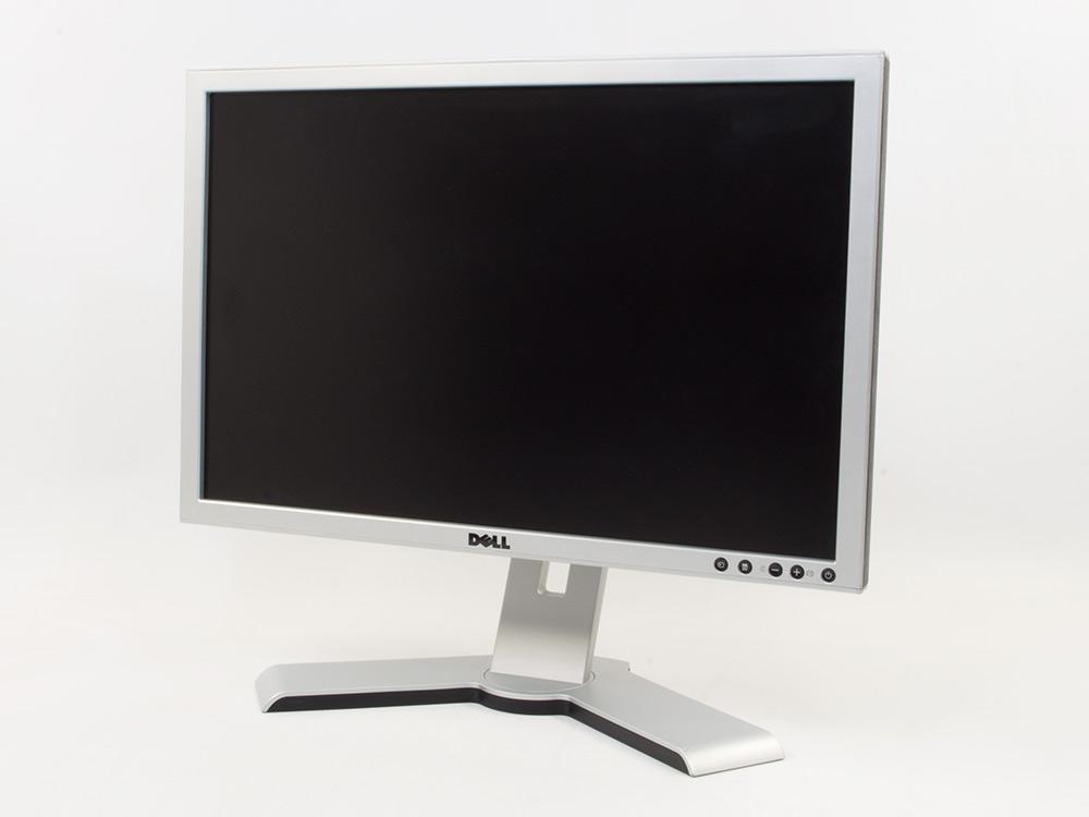 "Dell 2208wfp - 22""   1680 x 1050   LED   DVI   VGA (d-sub)   USB 2.0   Silver"