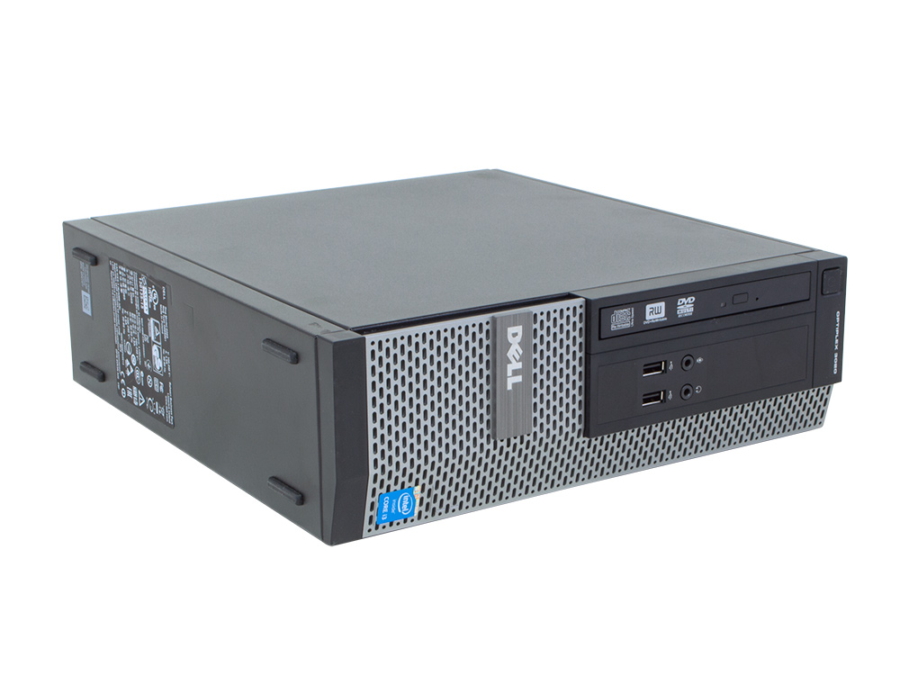 DELL OptiPlex 3020 SFF - SFF | Pentium G3220 | 4GB DDR3 | 320GB HDD 3,5"