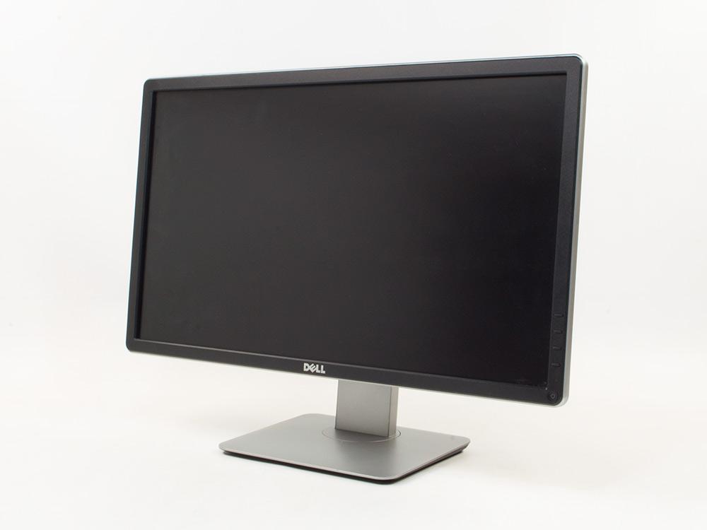 "DELL Professional P2314H - 23"" | 1920 x 1080 (Full HD) | LED | DVI | VGA (d-sub) | DP | USB 2.0 | Silver | IPS"