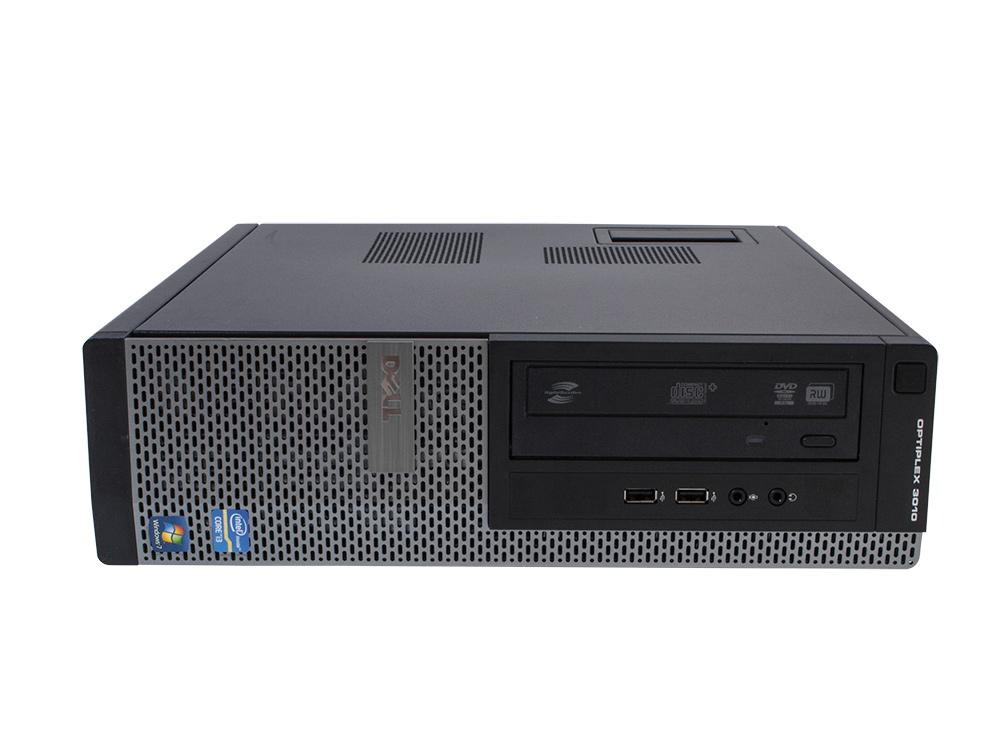 "DELL OptiPlex 3010 DT - DESKTOP | Pentium G645 | 4GB DDR3 | 250GB HDD 3,5"" | DVD-RW | HD 2500 | Win 7 Pro COA | HDMI | Silver"