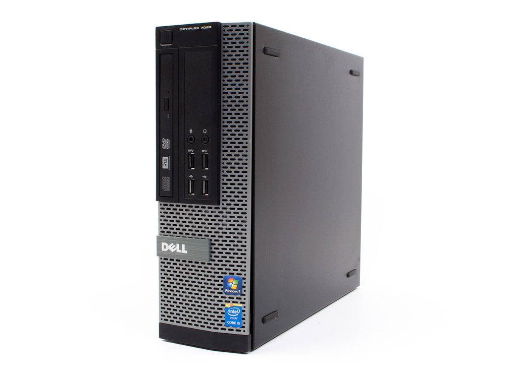 DELL OptiPlex 7020 SFF - SFF | Pentium G3240 | 8GB DDR3 | 320GB HDD 3,5"