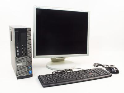 """PC sestava LENOVO DELL OptiPlex 3020 SFF + NEC Multi Sync 1970NX 19"""""""