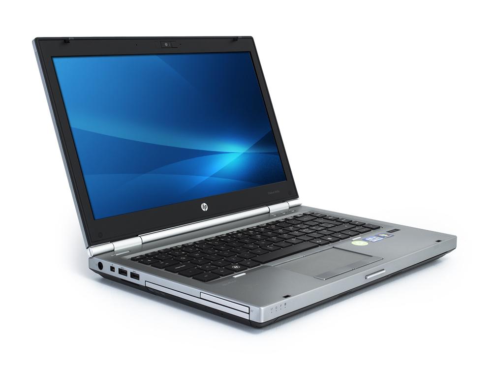 "HP EliteBook 8460p - i5-2520M | 4GB DDR3 | 320GB HDD 2,5"" | DVD-ROM | 14"" | 1600 x 900 | HD 3000 | Win 7 Pro COA | Gold"