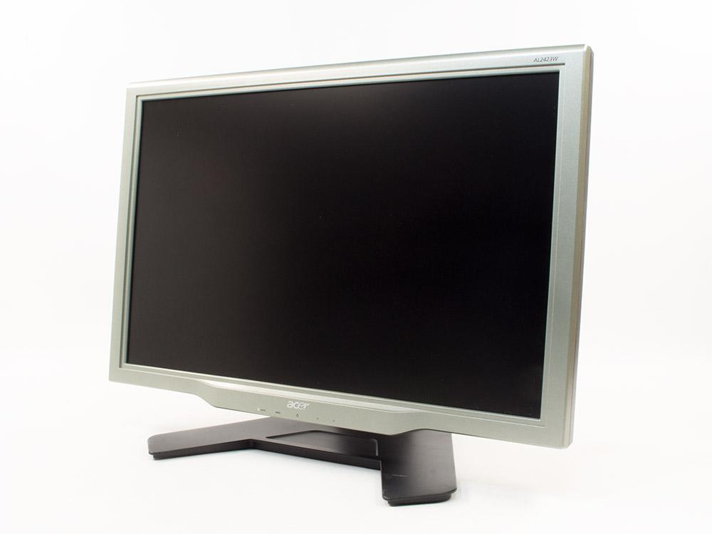 "ACER AL2423w - 24"" | 1920 x 1200 | DVI | VGA (d-sub) | Speakers | Bronze"