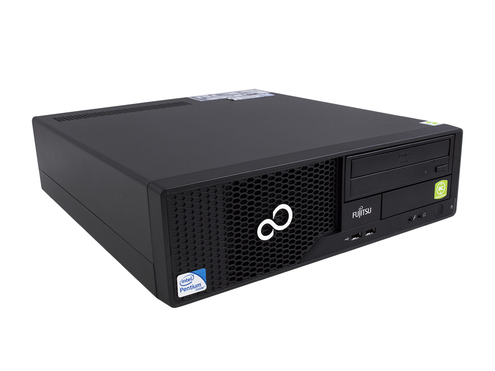 """FUJITSU Esprimo E500 SFF - SFF   i5-2400   4GB DDR3   320GB HDD 3,5""""   DVD-RW   HD 2000   Win 7 Pro COA   Bronze"""