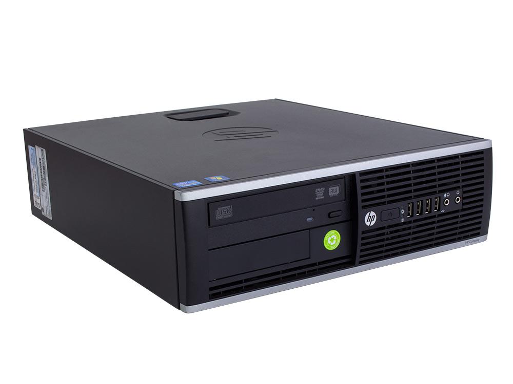 "HP Compaq 6300 Pro SFF - SFF | i3-3220 | 4GB DDR3 | 500GB HDD 3,5"" | DVD-RW | HD 2000 | Win 7 Pro COA | Silver"
