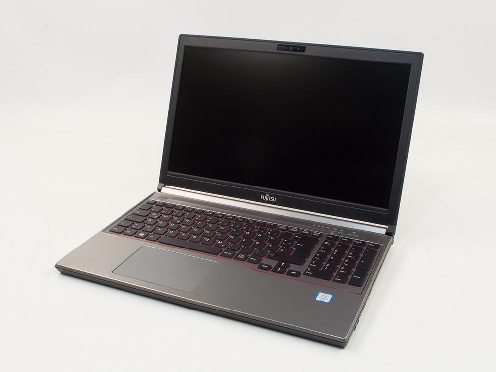 "FUJITSU LifeBook E756 - i5-6300U | 8GB DDR4 | 240GB SSD | NO ODD | 15,6"" | 1366 x 768 | NumPad | Webcam | HD 520 | Win 10 Pro | HDMI | Silver"