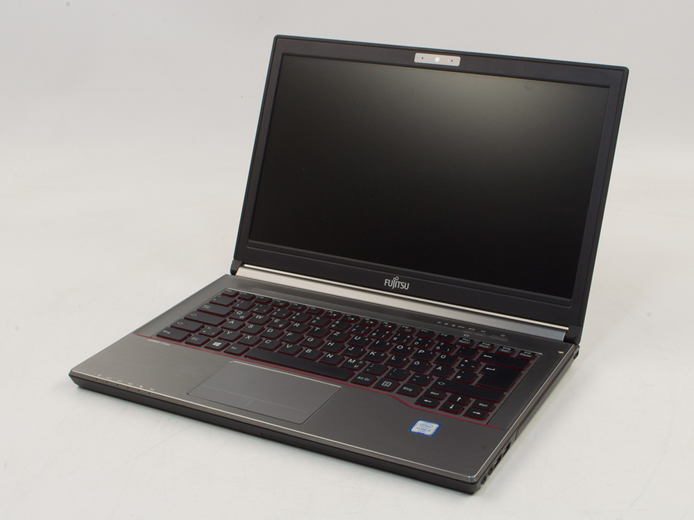 "FUJITSU LifeBook E746 - i5-6300U | 8GB DDR4 | 240GB SSD | NO ODD | 14"" | 1366 x 768 | HD 520 | Win 10 Pro | Bronze"