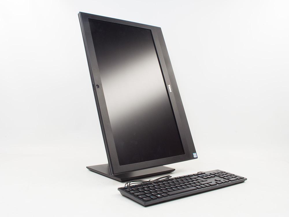 "All In One Dell OptiPlex 7440 AIO - i7-6700 | 16GB DDR4 | 240GB SSD | DVD-ROM | 23"" | 1920 x 1080 (Full HD) | Webcam | HD 530 | Win 10 Pro | HDMI | Silver"