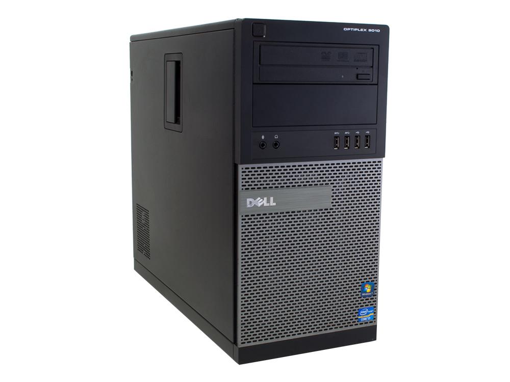 DELL OptiPlex 9010 MT - MT | i7-3770 | 8GB DDR3 | 128GB SSD | DVD-RW | HD 4000 | Win 7 Pro COA | Gold