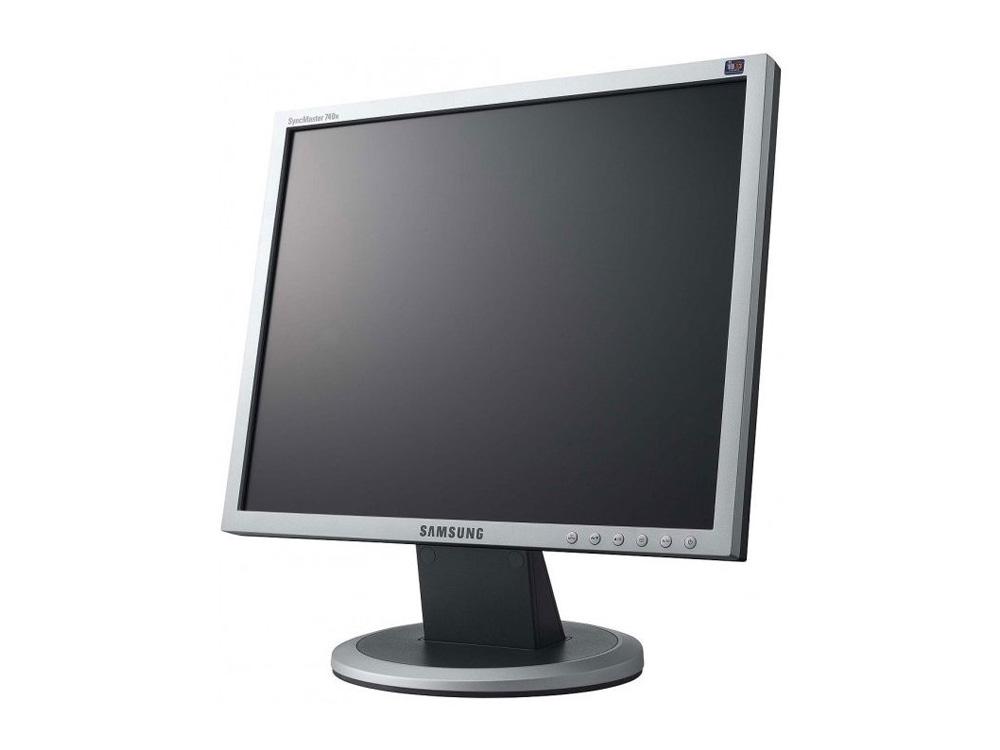 "SAMSUNG SyncMaster 940T - 19"" | 1280 x 1024 | DVI | VGA (d-sub) | Silver"
